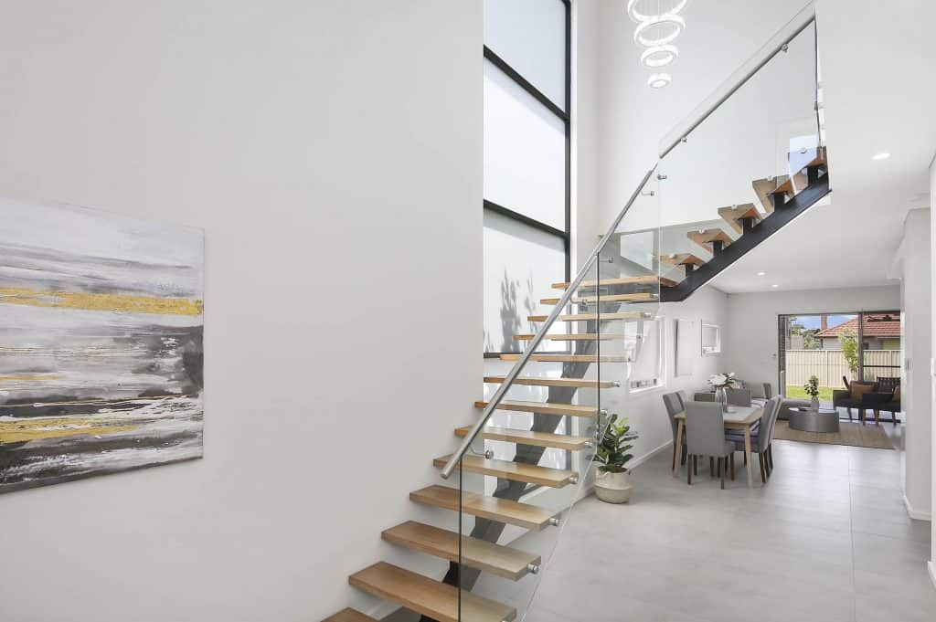 Stairs sample
